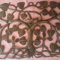 Haitian art tree of life