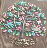 Haitian tree of life wall art