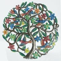 Colored tree of life