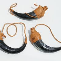 Bull horn bottle