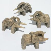 Elephant sculpture