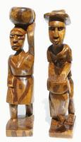Haitian statues