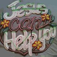 Jesus can help you