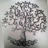 Tree of life with people
