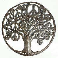 Tree of life, hope, peace symbol