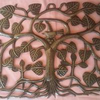 Haitian art tree of life
