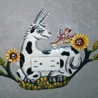 Goat decor