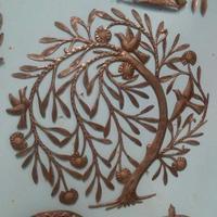 Metal tree of life