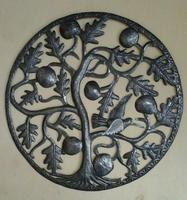Tree of life: Metal art
