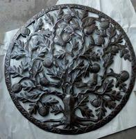 Tree of life: Haitian oil drum art