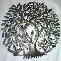 Tree of life: Outdoor wall decor