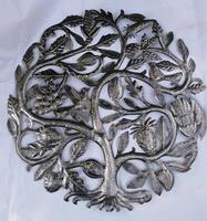 Tree of life outdoor wall art