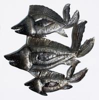 Metal fishes