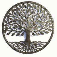 Organic metal tree